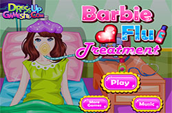 Barbie flu treatment