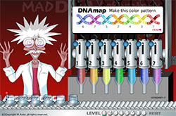 Mad DNA laboratory